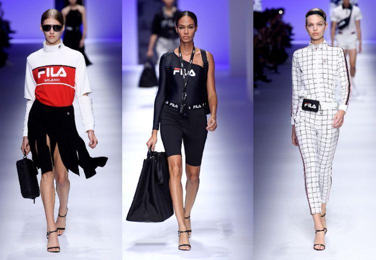 Fila Tampilkan Koleksi Busana Sporty di Ajang Milan Fashion Week 2019 Untuk Pertama Kalinya