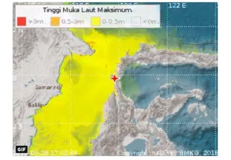 Gempa Donggala Dahsyat Hingga Terasa ke Kabupaten Tanahbumbu, Warga Tak Percaya Sampai Cek Gelombang Air Sungai