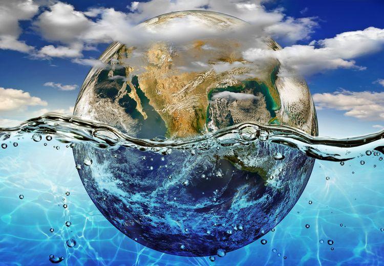 Apa Jadinya Rupa Bumi Jika Seluruh Air di Planet Ini Mengering?