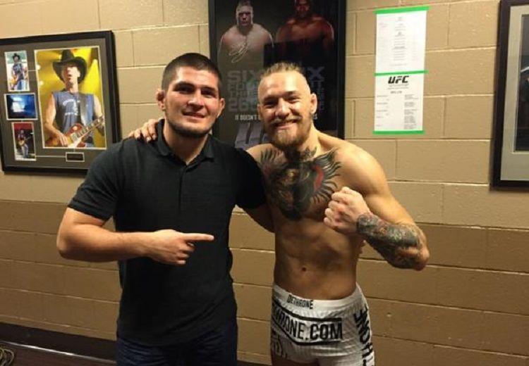 Rekaman Percakapan Khabib Nurmagomedov Ketika Menghajar McGregor Viral, Conor: Ini Cuma Bisnis!
