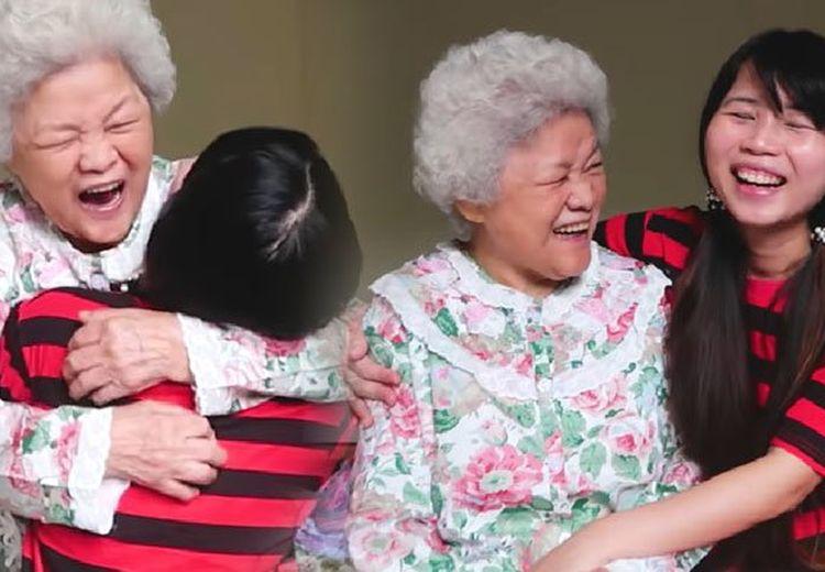 Kedekatan TKW Asal Sragen dengan Majikannya di Taiwan, Laksana Cucu dengan Neneknya Sendiri