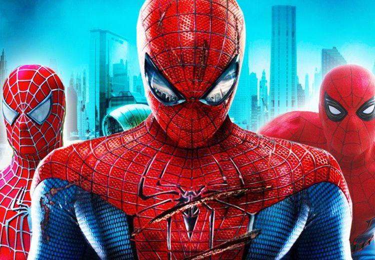 Ini Dia  Perubahan Kostum Spider-Man di Film dari Masa ke Masa