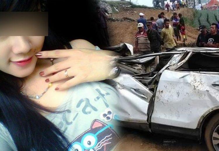 Viral Karma Instan, Rini Puspitawati yang Menjadi Korban CR-V di Sarangan Meninggal Dunia