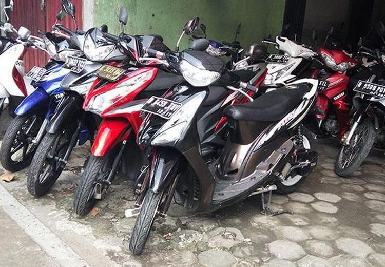 Honda BeAT dan Vario, Motor Matic Bekas yang Laku Banget di Indonesia