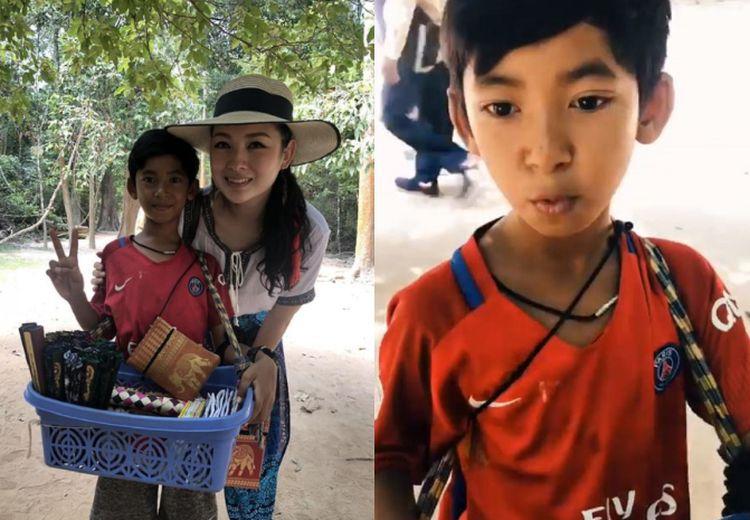 Sering Jualan dan Bertemu Bule di tempat Wisata, Bocah Ini Mampu Menguasai 16 Bahasa dan Begini Nasibnya Sekarang