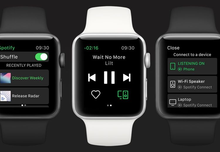 Keren Abis! Ini Update Cara Terbaru Menikmati Spotify di Apple Watch