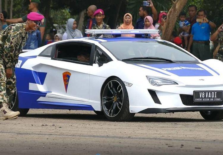 Keren, Mobil Listrik Indonesia Jadi Mobil Patroli TNI Angkatan Laut