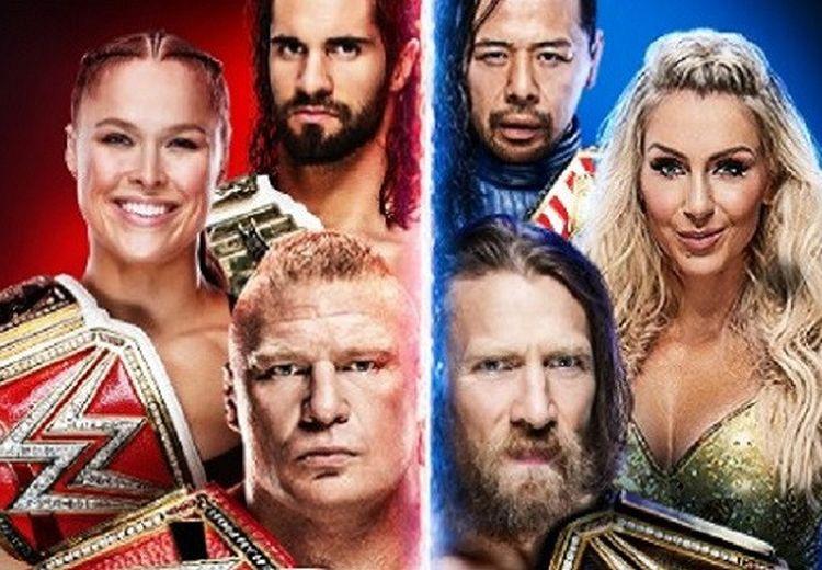 RAW Bantai SmackDown, Ini Hasil Lengkap WWE Survivor Series 2018