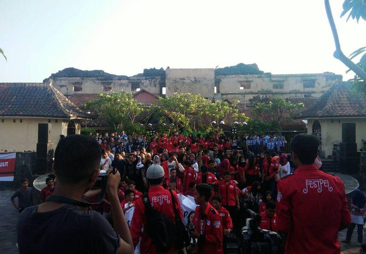 Festival Pelajar 2018 Yogyakarta Dibubarkan, Ini Kesaksian Panitia
