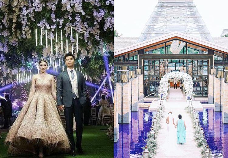 Tarif Per Malam 8 Juta Rupiah, Begini Mewahnya Resort Tempat Crazy Rich Surabayan Gelar Wedding Dinner!