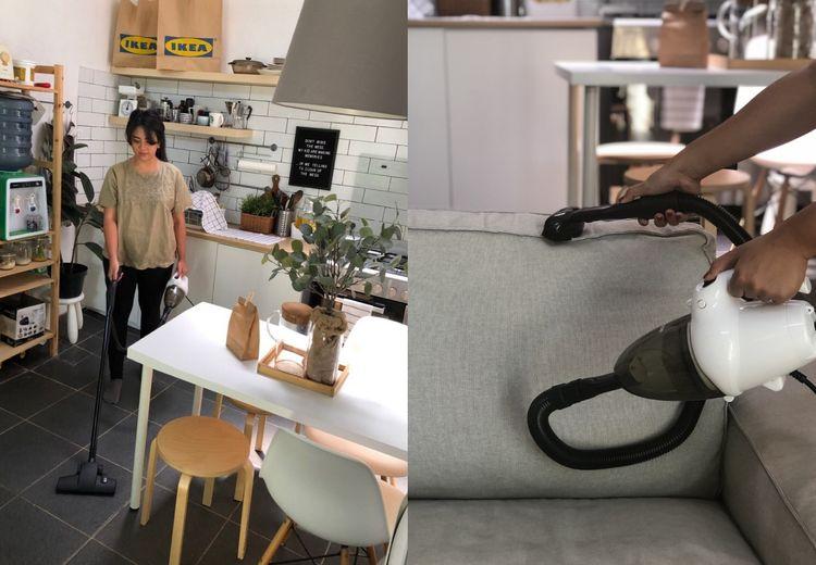 Mulai Rp 300 Ribuan, Berikut Pilihan Vacuum Cleaner Genggam yang Praktis Bersihkan Rumah