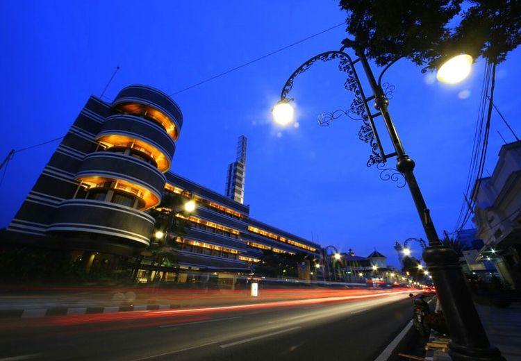 Dikenal Sebagai Tempat Soekarno Menginap, Tilik Interior Hotel Savoy Bandung  yang Jadi Incaran Turis