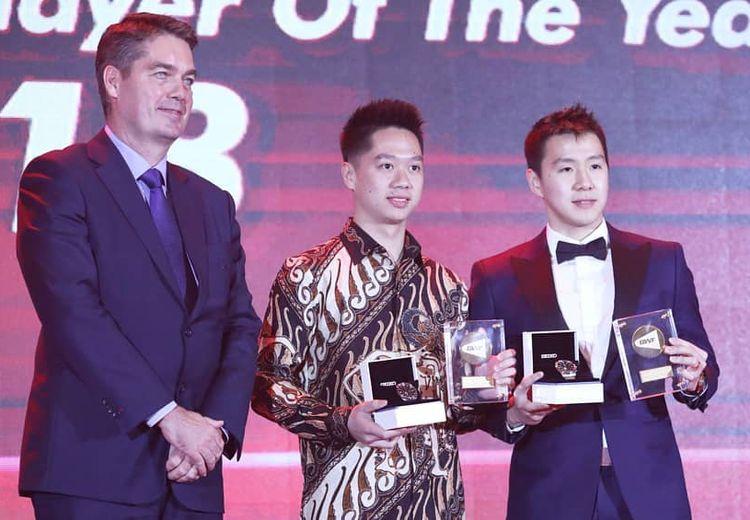 Indonesia Sabet 2 Gelar, Ini Daftar Lengkap Pemenang BWF Annual Award 2018