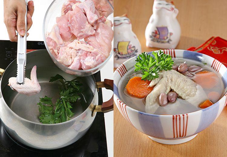 Cara Membuat Sup Ayam yang Bening Kuahnya Sehingga Terasa Ringan di Lidah