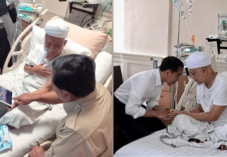 Ustadz Arifin Ilham Berjuang Melawan Kanker Nasofaring, Ini Penyebab dan Gejala yang Harus Diketahui!