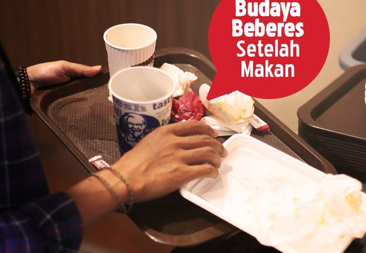 Pro dan Kontra #BudayaBeberes: You serves We pay!