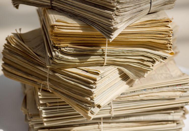 Mengapa Kertas Koran Bisa Menguning Seiring Berjalannya Waktu?