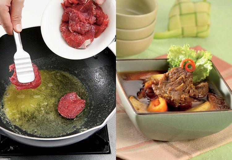 Tips Masak Semur Untuk Pemula, Begini Cara Agar Bahan Isi Tidak Pecah Meski Dimasak Lama