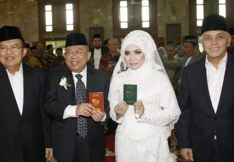 Ma'aruf Amin dan Istrinya Selisih Umurnya 31 Tahun, Ini Risiko yang Mengancam Pasangan Beda Usia