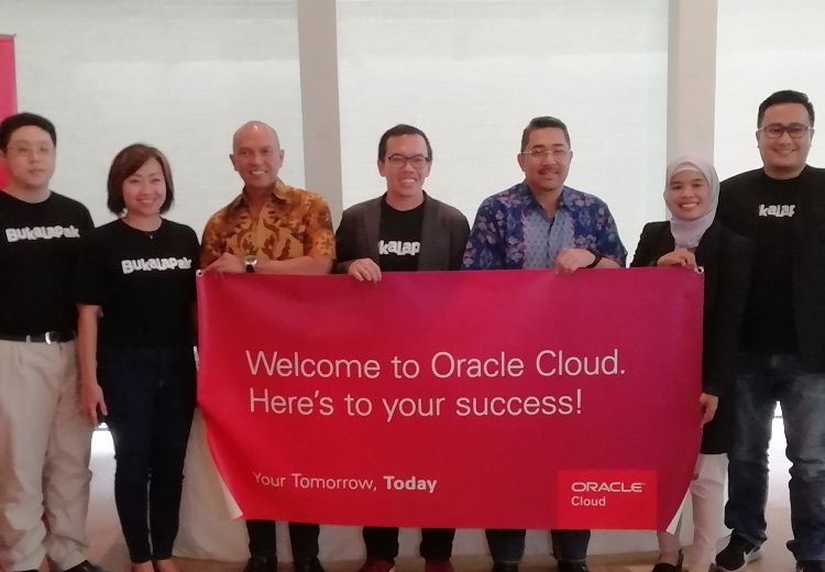 Bukalapak Pilih Solusi Oracle Cloud untuk Dukung Pertumbuhan Bisnisnya