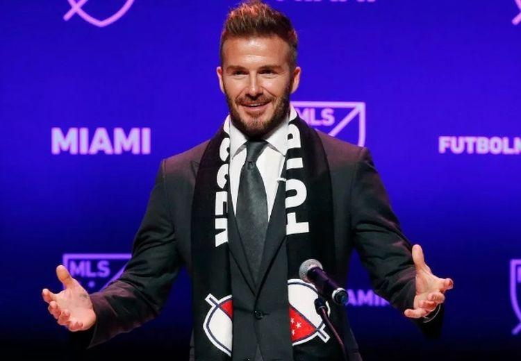 Punya Agensi Pemain, David Beckham Incar Kylain Mbappe