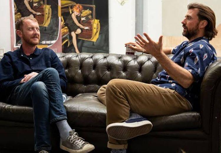 Seniman UK Connor Brothers Bawa Seri Pulp Fiction ke Timur Tengah
