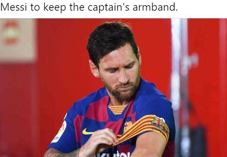 Mantan Agen Sebut Lionel Messi Nyaris Tinggalkan Barcelona demi Arsenal