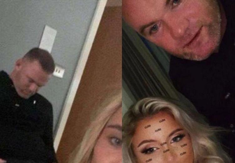 Wayne Rooney Kecewa Berat Lantaran Foto Aibnya Tersebar Luas