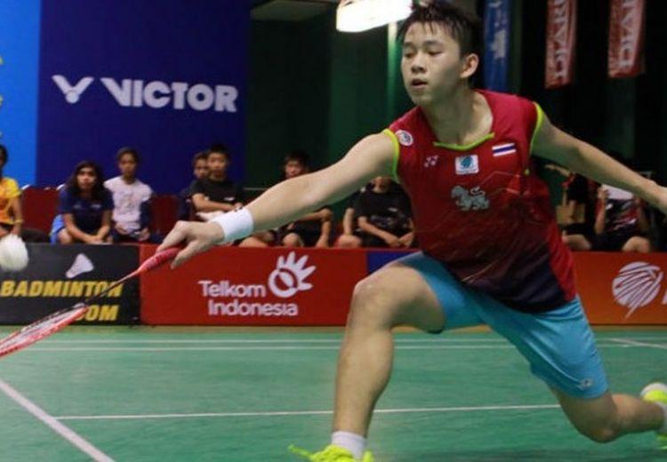 Denmark Open 2021 - Magis Bocah Thailand Sudah Habis, Kento Momota Pupus Harapan Wakil Prancis