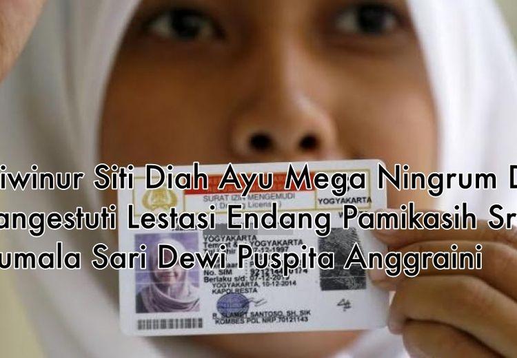 Lebih Sulit dari Ossas, Cewek Indonesia Ini Punya Nama Super Panjang, Total Ada 17 Kata!