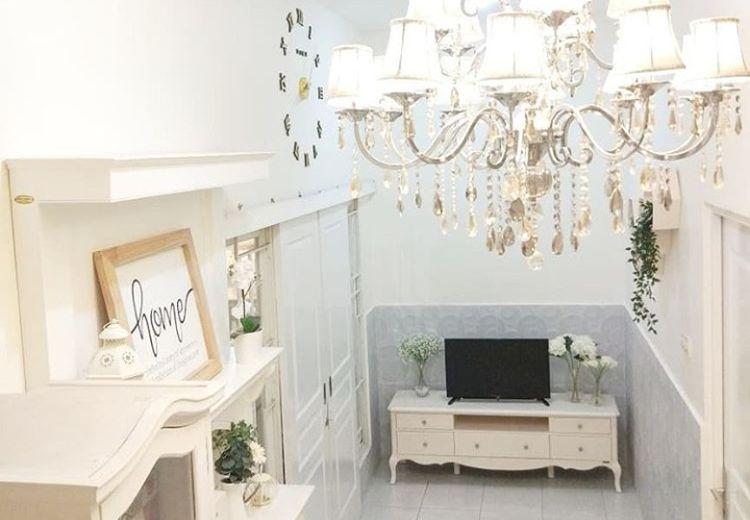 Bak Istana, Rumah Mungil Milik @dintwinz_home Ini Berhasil Menerapkan Gaya Klasik