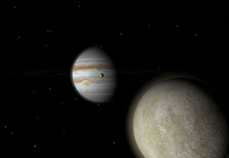 NASA Temukan Air di Bulan Jupiter, Tanda Adanya Kehidupan Alien?