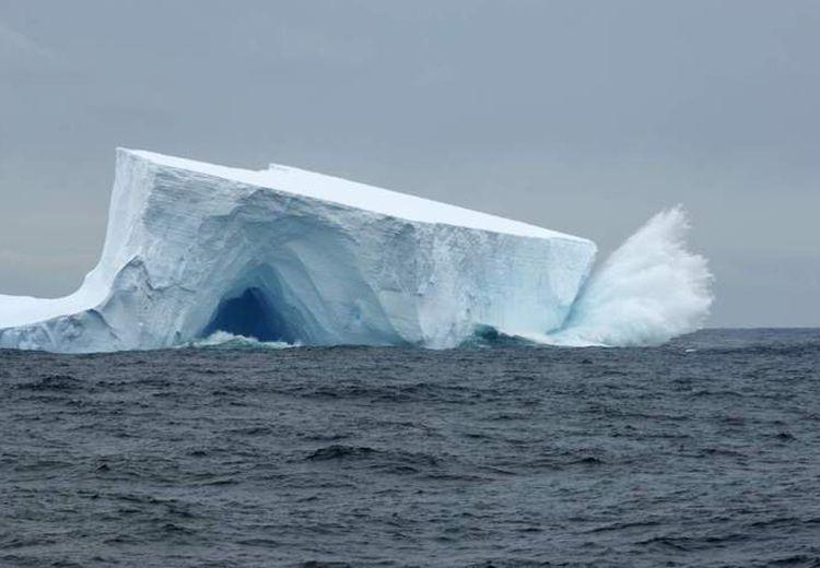 Melelehnya Es Antartika Akan Mendatangkan Banjir di Kota-kota Pesisir