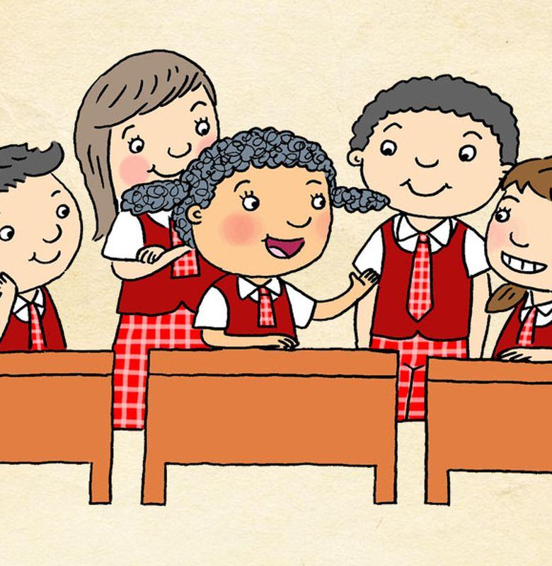 Apa Hak Kewajiban Anak Di Rumah Dan Di Sekolah Semua Halaman Bobo