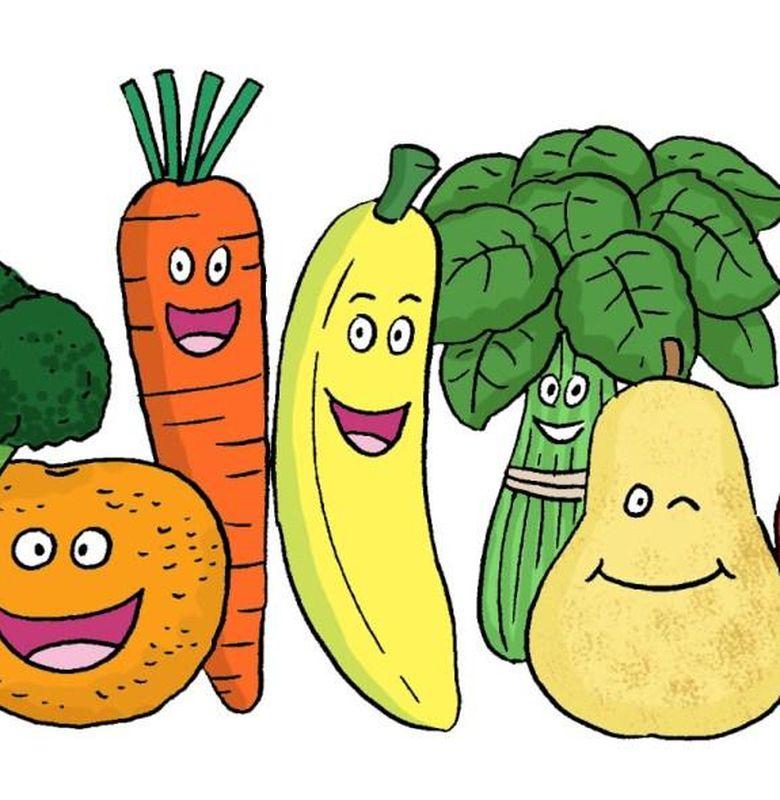 Lengkung Senyuman Pada Makanan Membuat Anak Lebih Banyak Makan Bobo