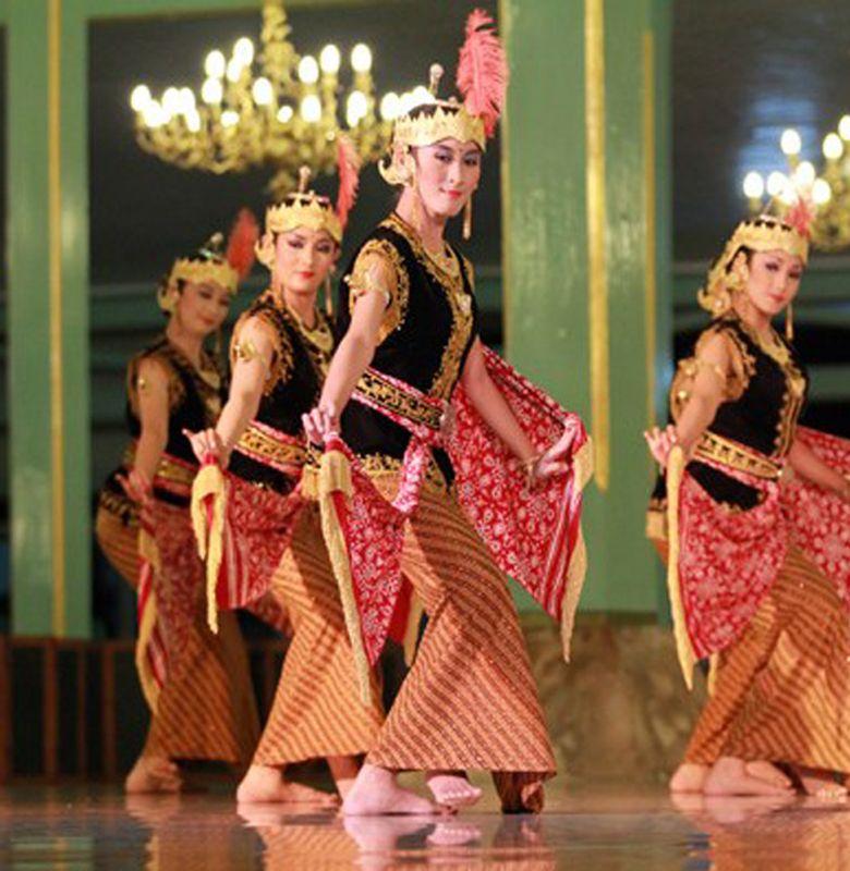Tari Serimpi Tarian Klasik Yogyakarta Semua Halaman Bobo
