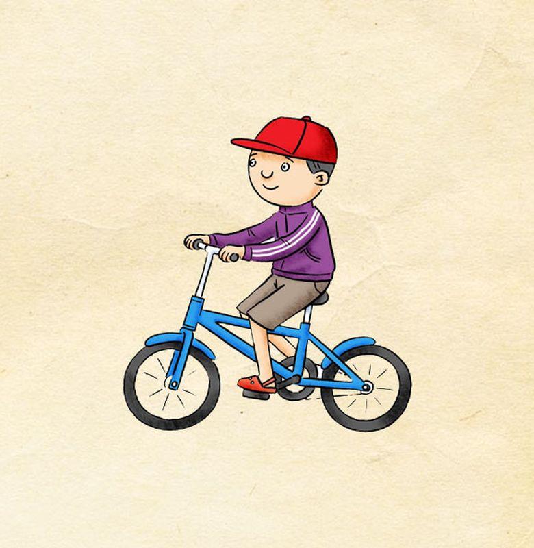 Benarkah Kita Tidak Akan Pernah Lupa Cara Bersepeda Bobo