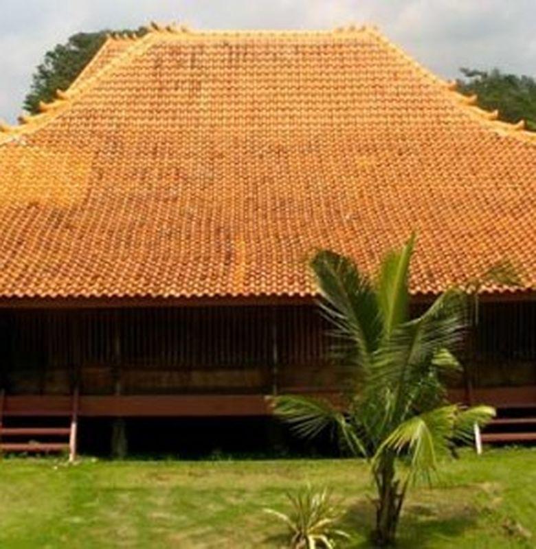 Rumah Limas Sumatera Selatan Bobo