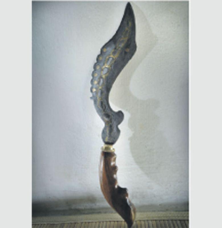 Mengenal Kujang Senjata Tradisional Sunda Bobo