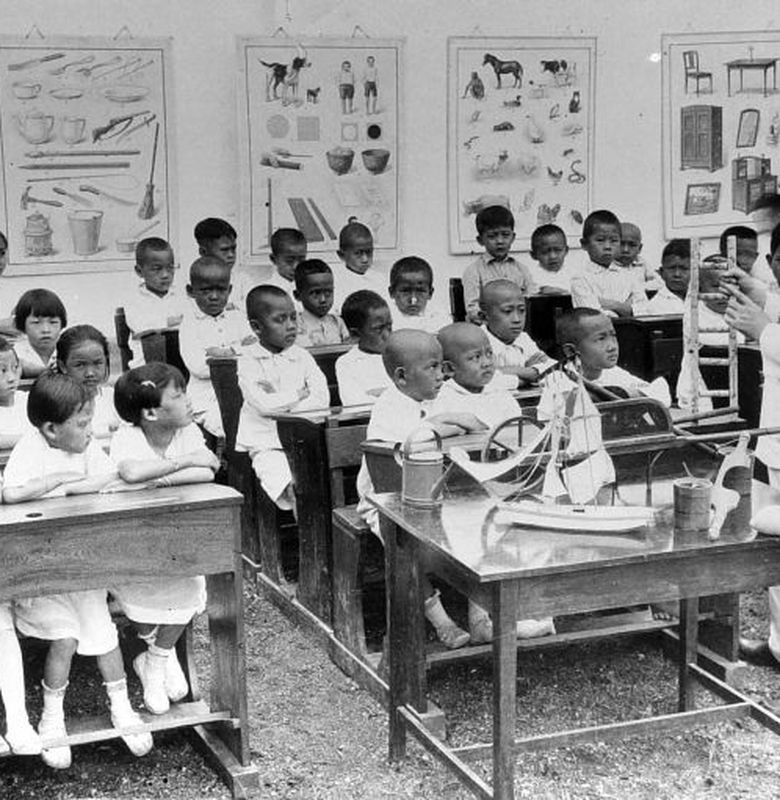 Beginilah Pendidikan Indonesia Pada Masa Penjajahan Belanda Dan Jepang Semua Halaman Bobo