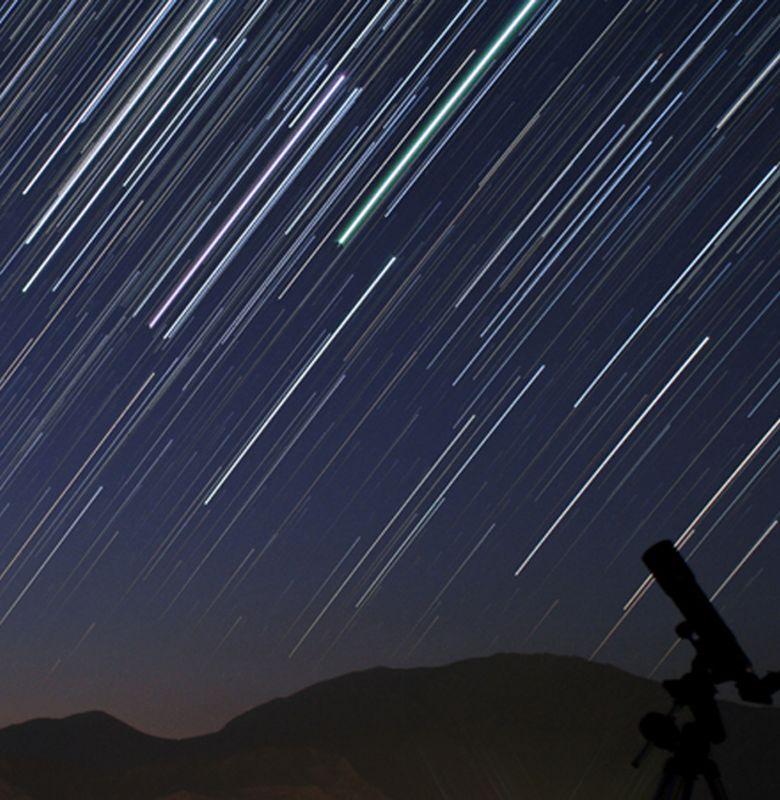 Hujan Meteor Lyrid Dulu Pernah Seperti Badai Dalam Waktu 1 Jam Ada 700 Meteor Yang Melintas Semua Halaman Bobo