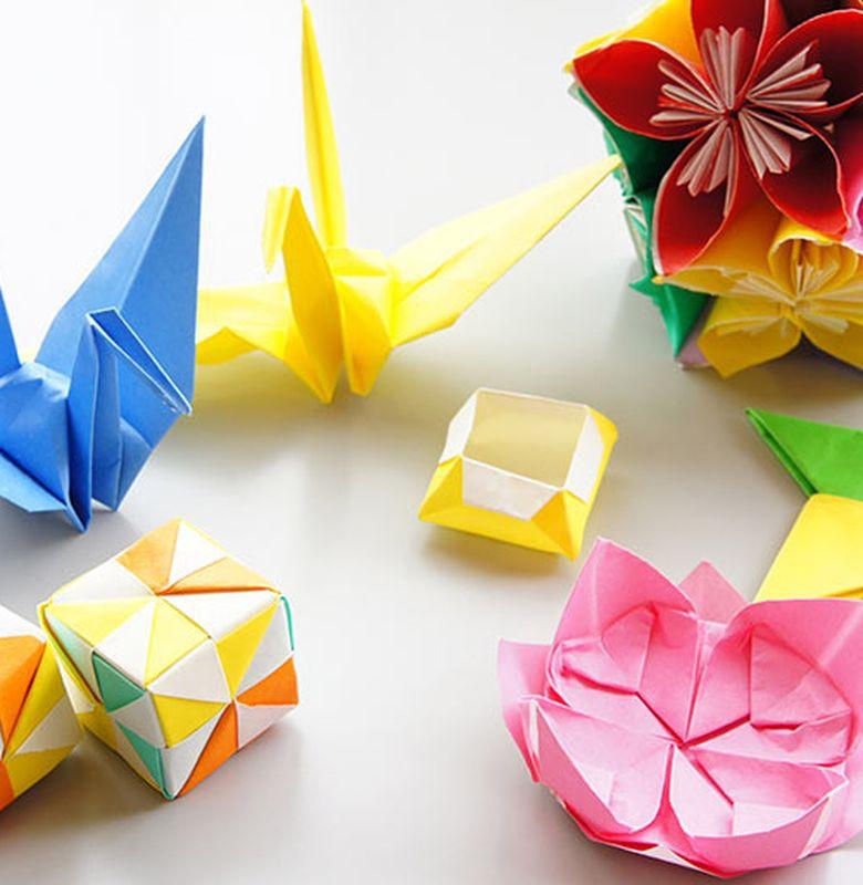 Asal Usul Origami Seni Melipat Kertas Bobo