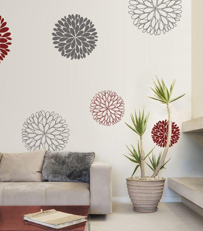 Wallpaper Sticker Mampu Sembunyikan Cacat Pada Dinding Idea