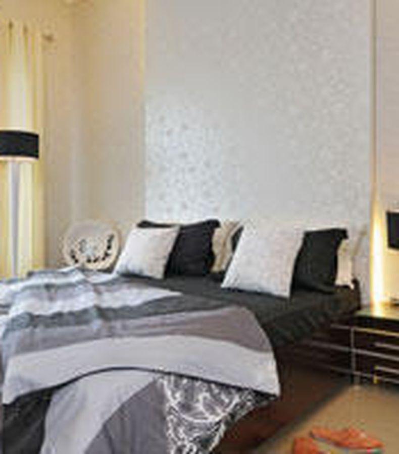 Wallpaper Motif Sulur Menjadikan Kamar Tidur Romantis Dan Mewah Idea