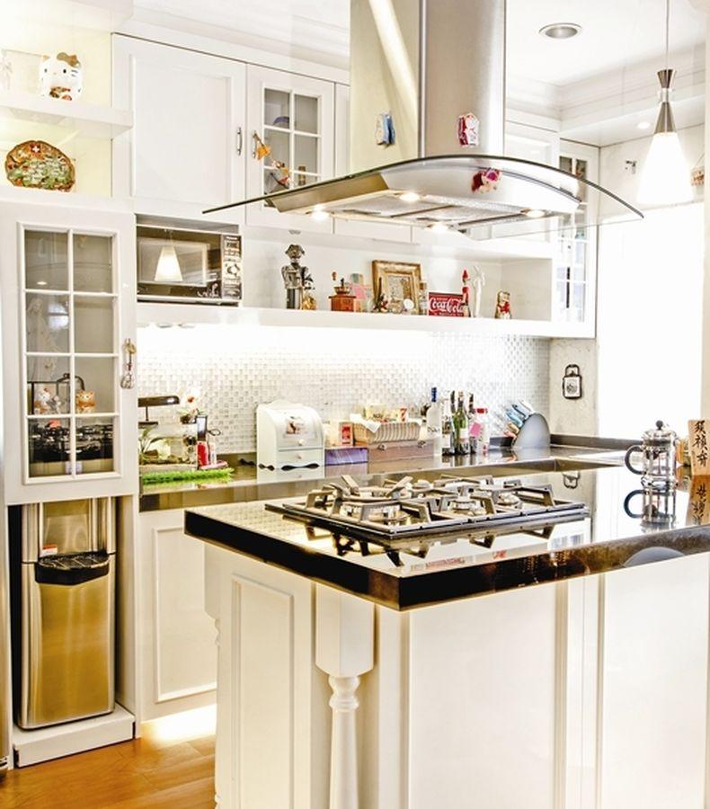 Desain Dapur Bergaya American Style Yang Cantik Banget Semua