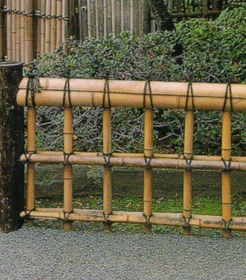 Minat Membuat Pagar Dari Bambu Ikuti Langkahnya Semua Halaman