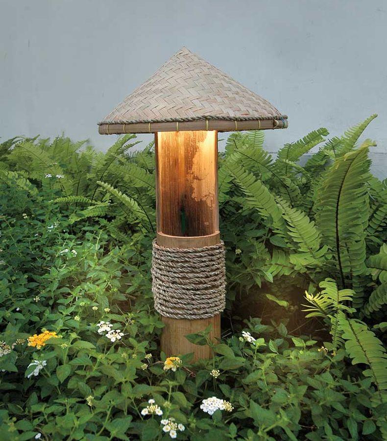 Lampu Caping Menjadi Aksen Taman Semua Halaman Idea