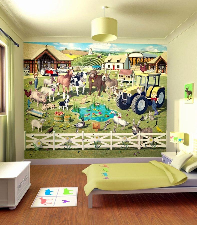 Tips Memilih Wallpaper Kamar Anak Idea