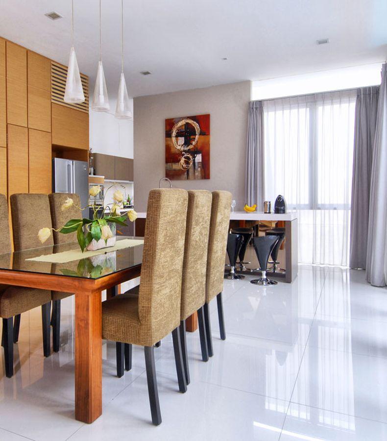 Ruang Makan Minimalis Dengan Dekorasi Cantik Semua Halaman Idea