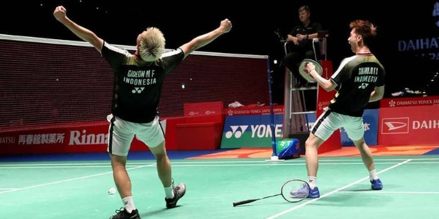 Head to Head All England Open 2020 - Marcus/Kevin Waspadai Lawannya